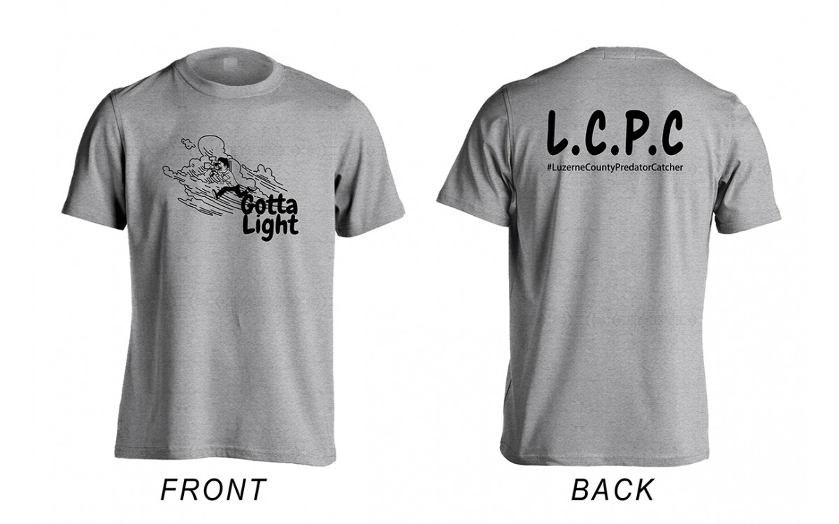 New Luzurne County Predator Catcher T-Shirts