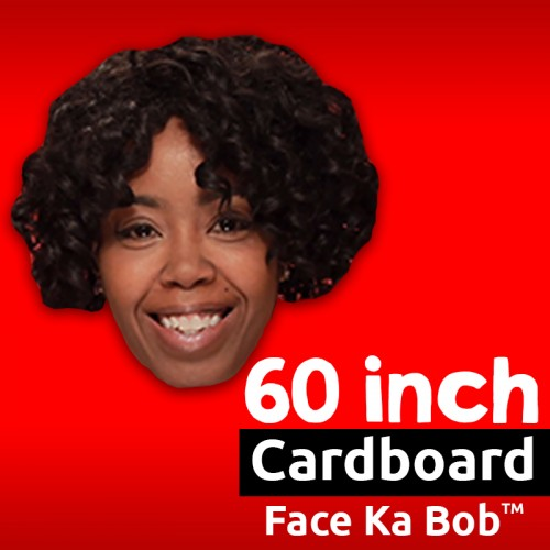 "60"" Custom Cardboard MONSTER-Ka-Bob"