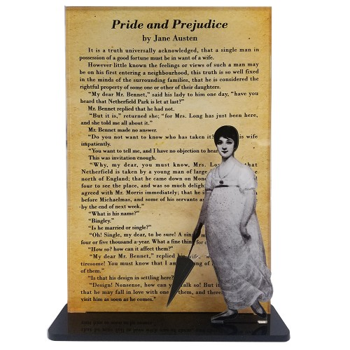 Jane Austen -- Pride and Prejudice