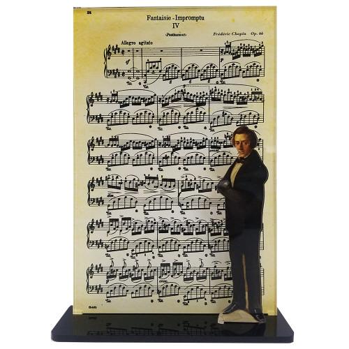 Frederic Chopin -- Fantaisie Impromptu IV