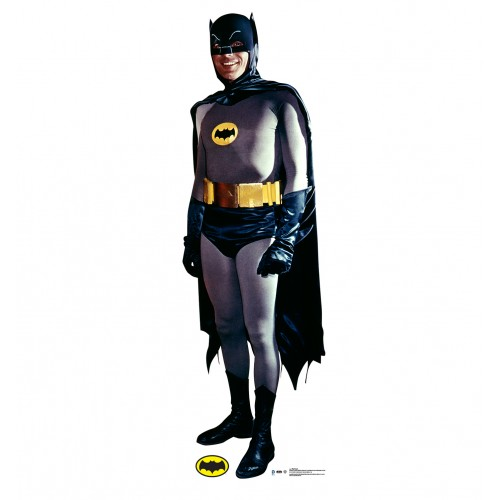 Batman 1969 Tv Series Batman And Robin Cardboard