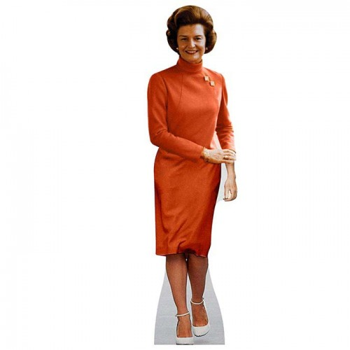 Betty Ford Cardboard Cutout