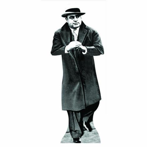 Al Capone Cardboard Cutout
