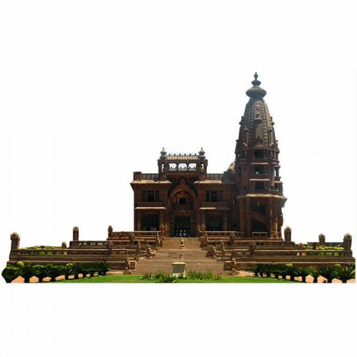 Baron Empain Palace Haunted Cardboard Cutout