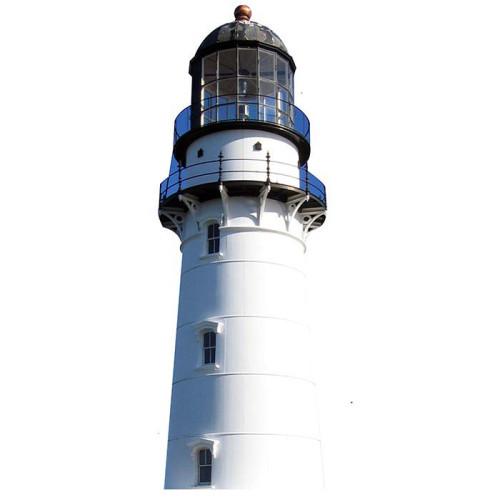 Cape Elizabeth Lighthouse Cardboard Cutout