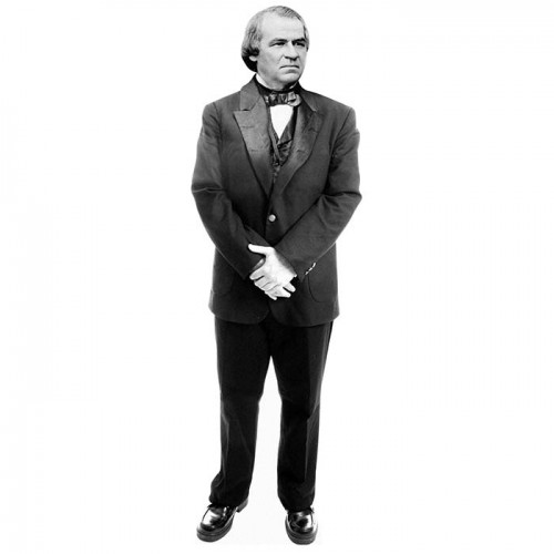 Andrew Johnson Cardboard Cutout