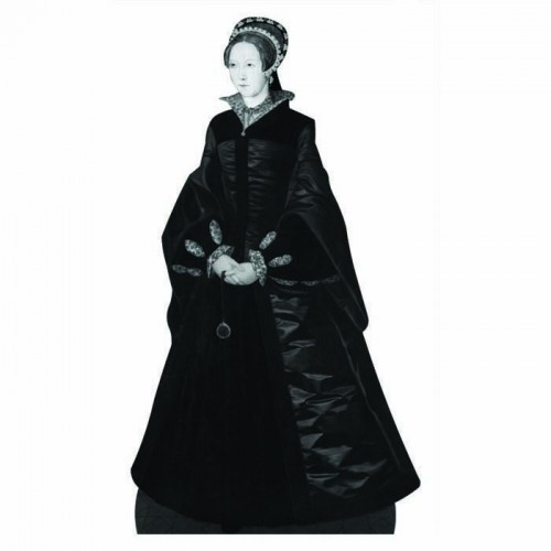 Catherine of Aragon Cardboard Cutout