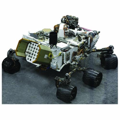 Curiosity Mars Rover Cardboard Cutout
