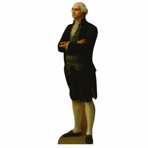 George Washington Cardboard Cutout