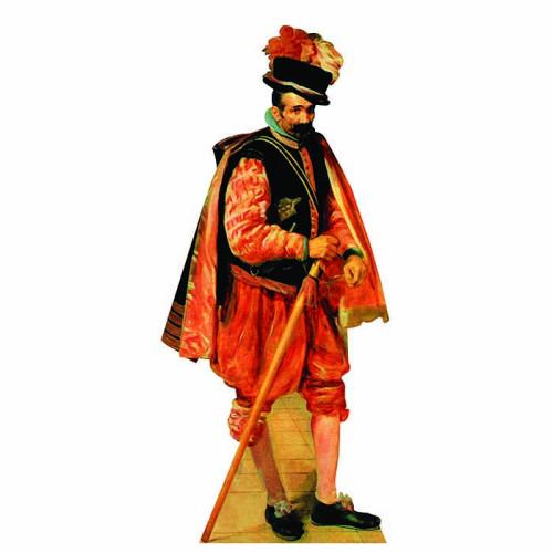 Don Juan Giovanni Cardboard Cutout