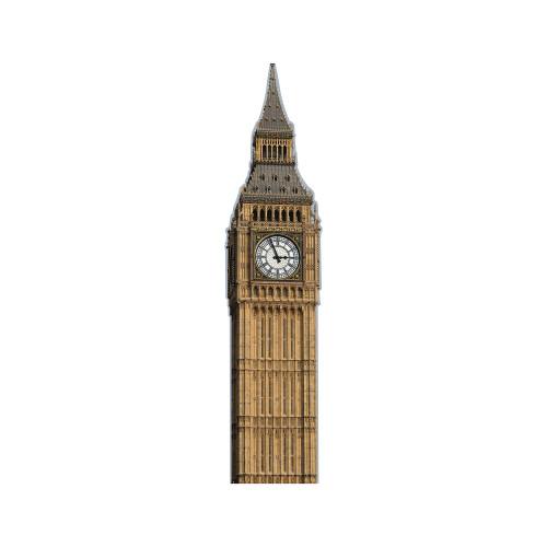 Big Ben Cardboard Cutout