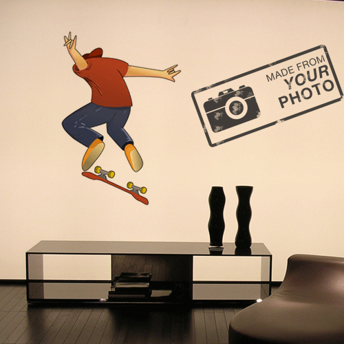 View Product Custom Vinyl Wall Decal Wall Decal